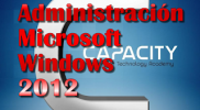 administracion microsoft windows server 2012 mega capacity academy