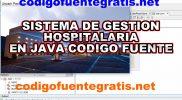 sistema de hospital en java netbeans
