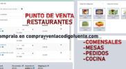 sistema de restaurante en php y mysql