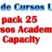 Pack 50 cursos Capacity Academy