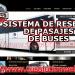 sistema de venta y reserva de pasajes php mysql