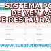 sistema pos restaurante php mysql